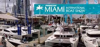 Boat Show Miami